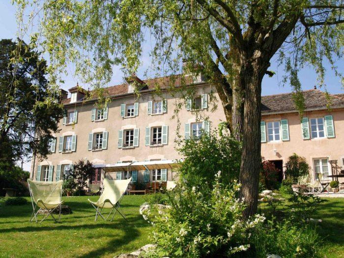 Vente Maison 12 chambres - 18 pièces - 515 m² à Bouvesse-Quirieu (38390)