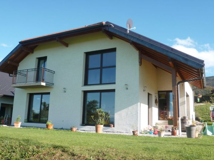 Vente de Maison 4 chambres - 6 pièces - 183 m² à Quintal (74600)