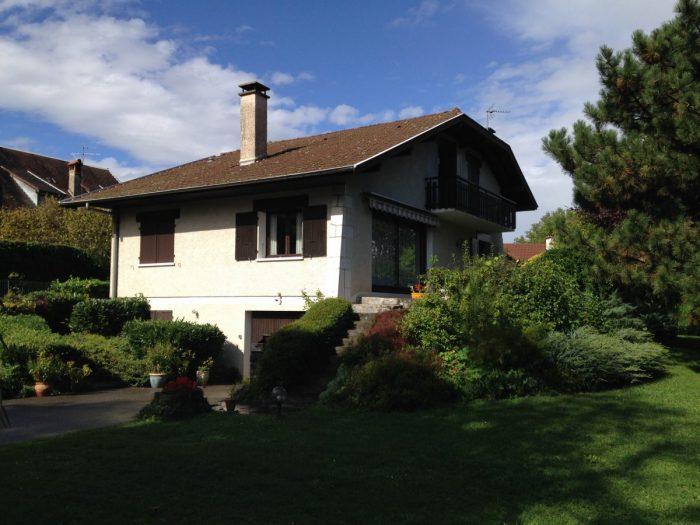 Vente Maison 4 chambres - 6 pièces - 170 m² à Saint-Jorioz (74410)