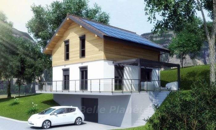 Vente Maison 5 chambres - 6 pièces - 128 m² à Archamps (74160)