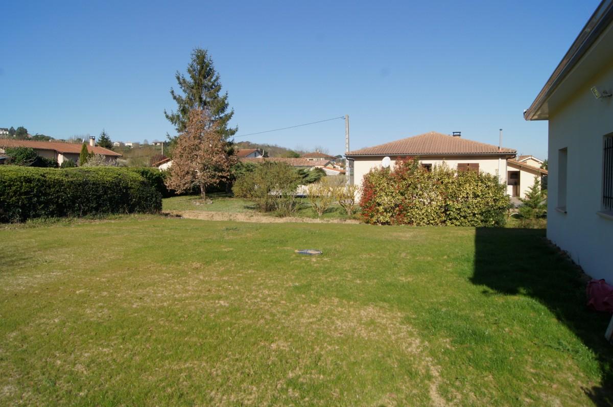 Maison neuve de plain pied avec piscine situ e montauban for Piscine de montauban