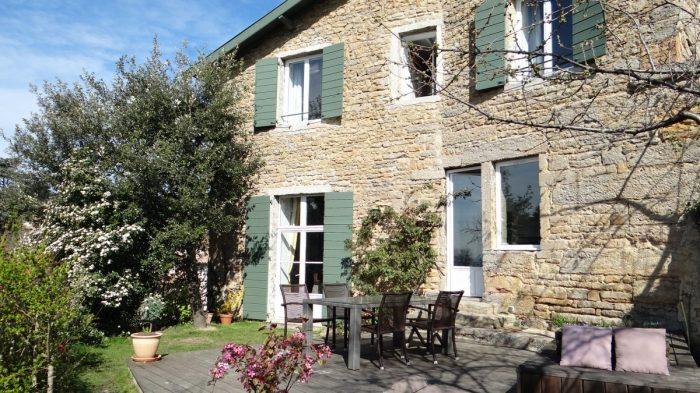 Vente Maison 8 pièces - 200 m² à Saint-Didier-au-Mont-d'Or (69370)