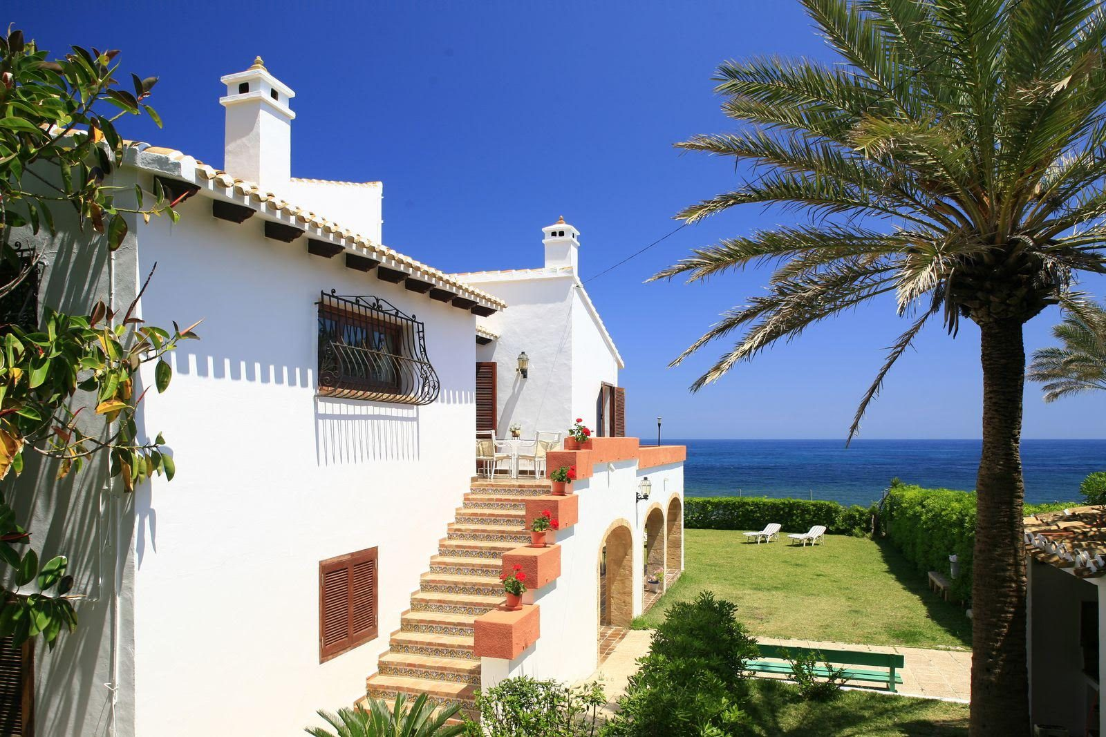 Maison en espagne bord de mer acheter maison espagne for Acheter maison alicante