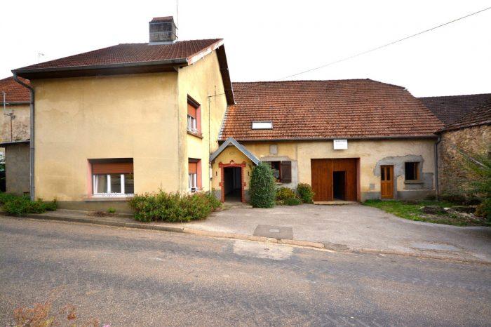 Vente Maison 4 chambres - 5 pièces - 138 m² à Roche-et-Raucourt (70180)