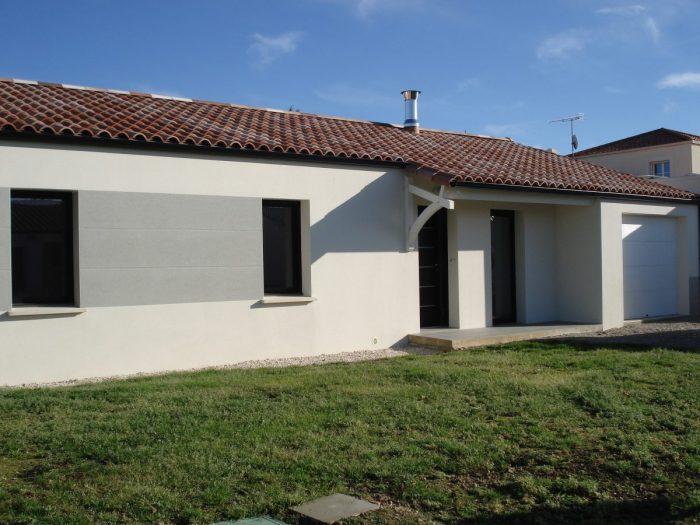 Maison 2014 t4 92 m saint gilles croix de vie saint for Vente maison individuelle 06