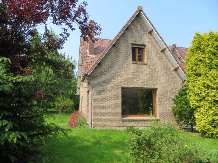 Maison individuelle semi plain pied aire sur la lys frais mini - Frais sur achat maison ...