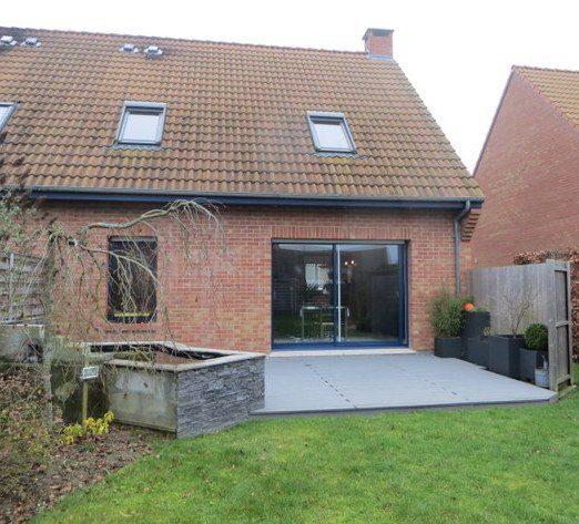 Vente Maison 3 chambres - 4 pièces - 95 m² à Hazebrouck (59190)