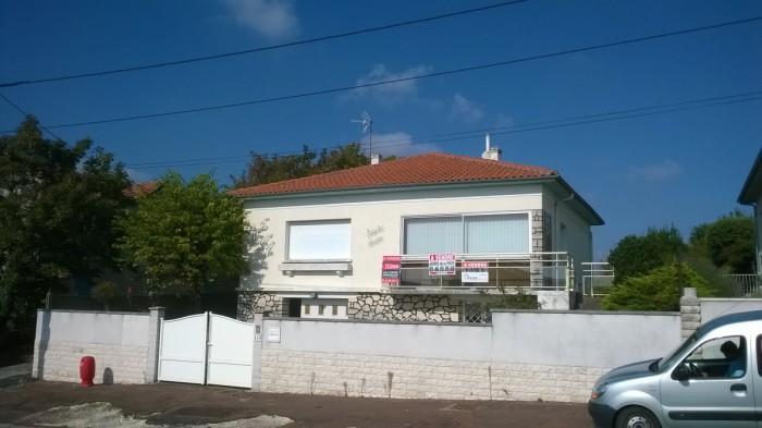 Vente Maison 3 chambres - 5 pièces - 82 m² à Royan (17200)