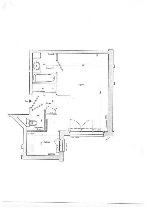 Location annuelleAppartementISSY-LES-MOULINEAUX92130Hauts de SeineFRANCE