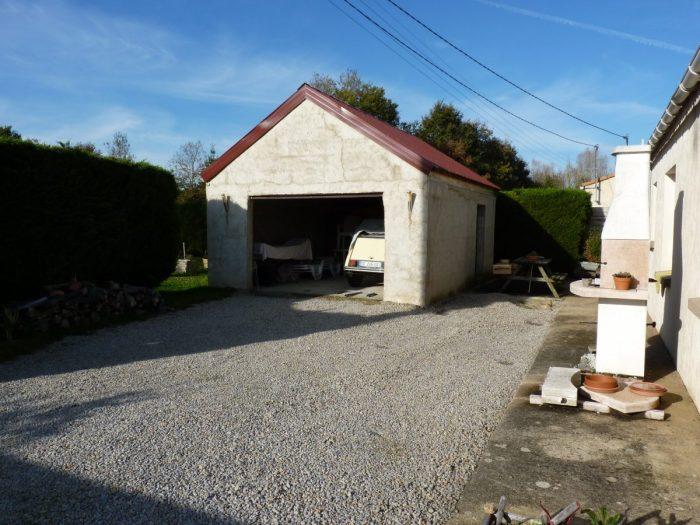 Maison t4 terrain constructible mouilleron le captif for Vente maison individuelle rombas