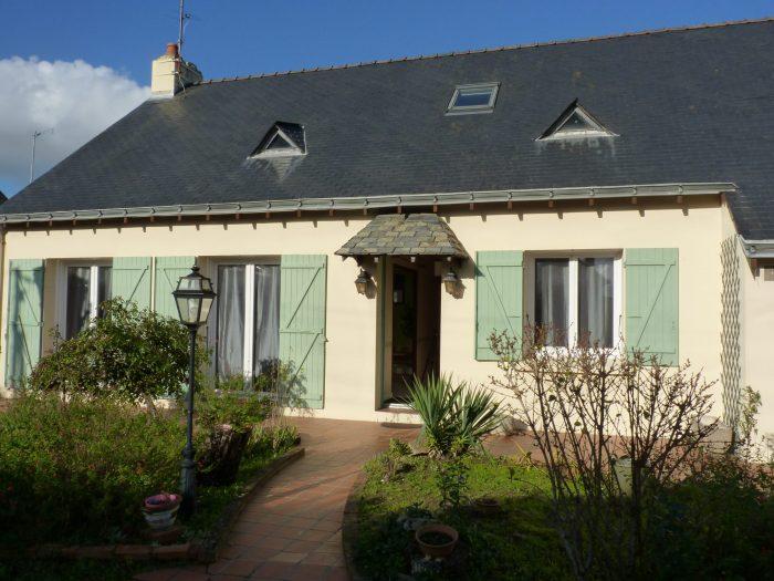 Maison 5ch cou ron cou ron reportage 360 angers - Garder une maison pendant les vacances gratuitement ...