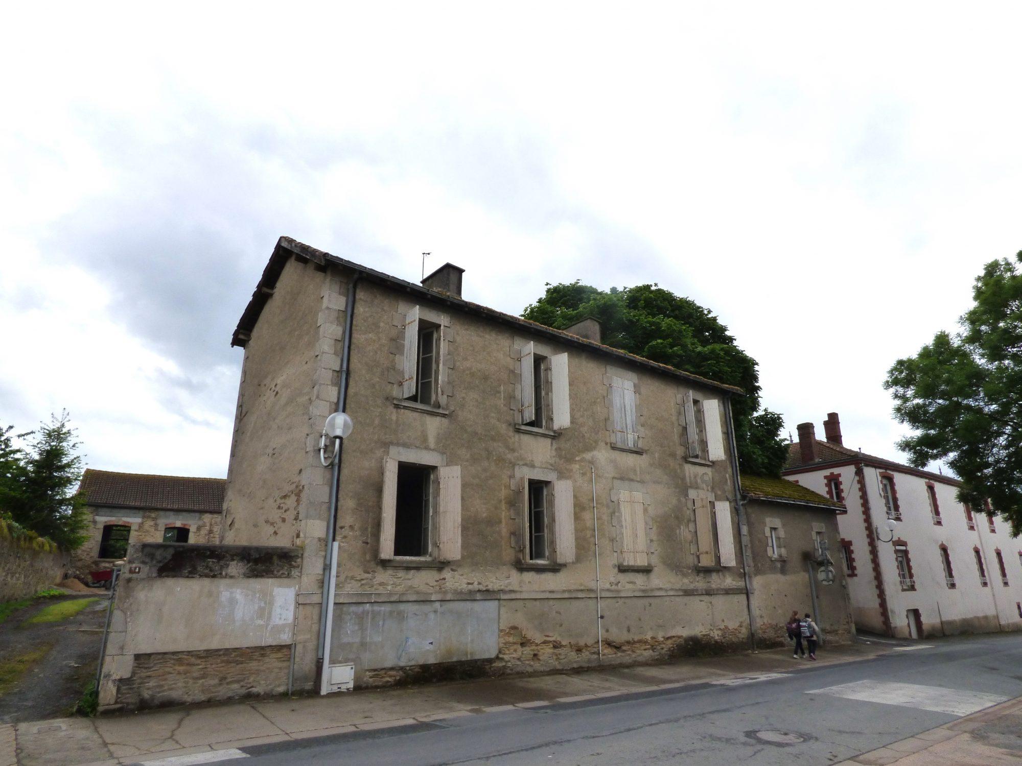 Maison Ancienne R Nover Les Brouzils Geay Angers   Renover Sa Maison  Gratuitement .