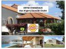 Maison Chanzeaux en campagne 7 pièces  168 m²