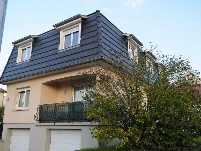 Au calme beau 4p dans maison bi famille lingolsheim for Location garage lingolsheim