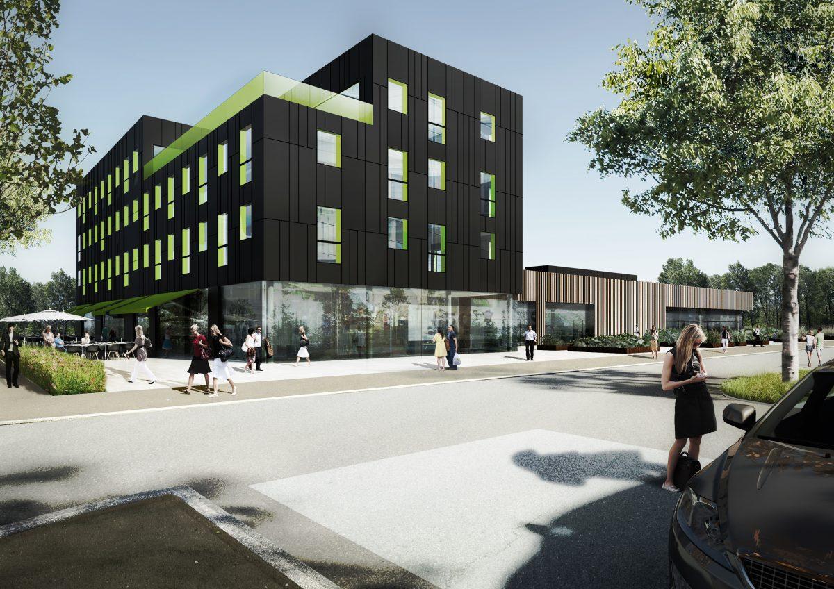 a vendre bureaux neuf proximit de la rocade nord le havre hmimmo pro le havre. Black Bedroom Furniture Sets. Home Design Ideas