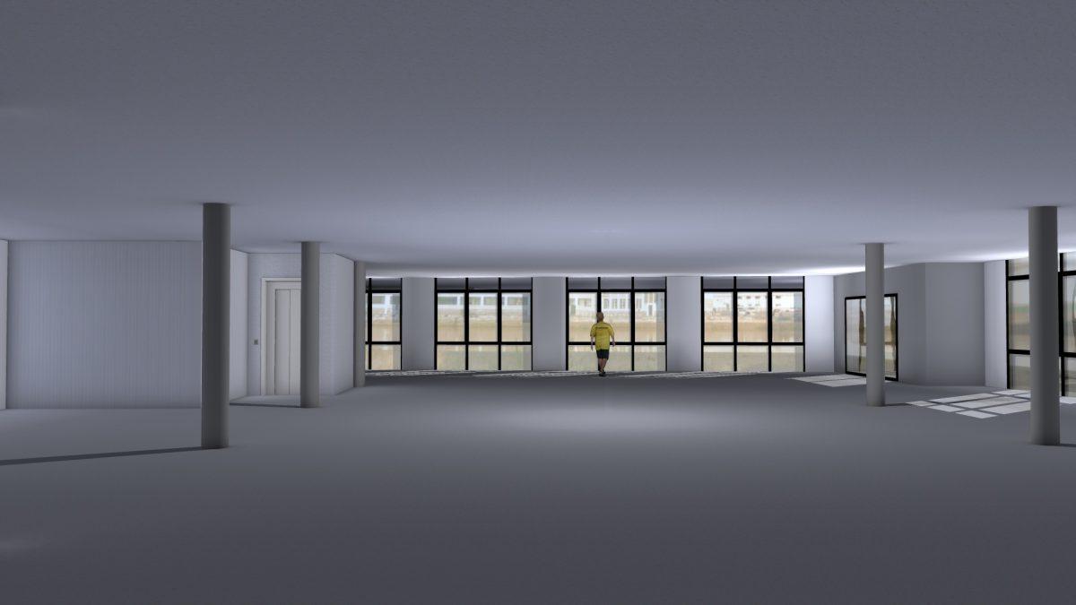 475m de bureaux neufs vendre au centre ville du havre for Bureau de change le havre