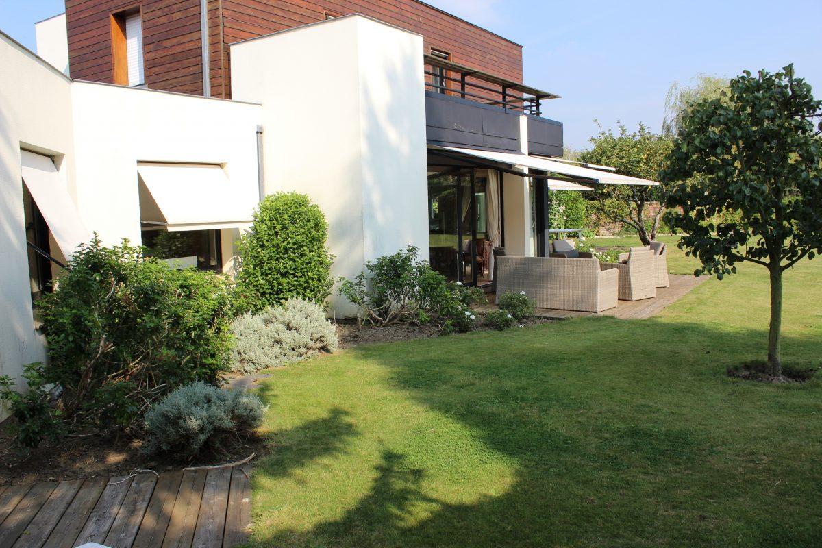 Individuelle d 39 architecte le triez for Estimation gratuite maison individuelle
