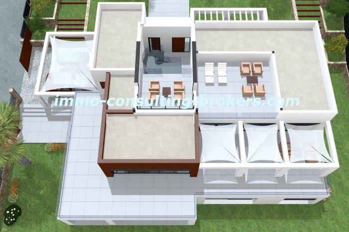 Emejing Maison De Luxe Moderne Plan Pictures - Seiunkel.us ...