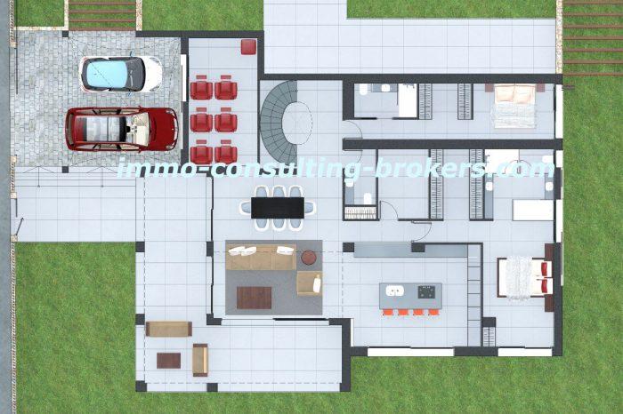 Plan De Maison De Luxe. Amazing Plan De Maison De Luxe U Tours