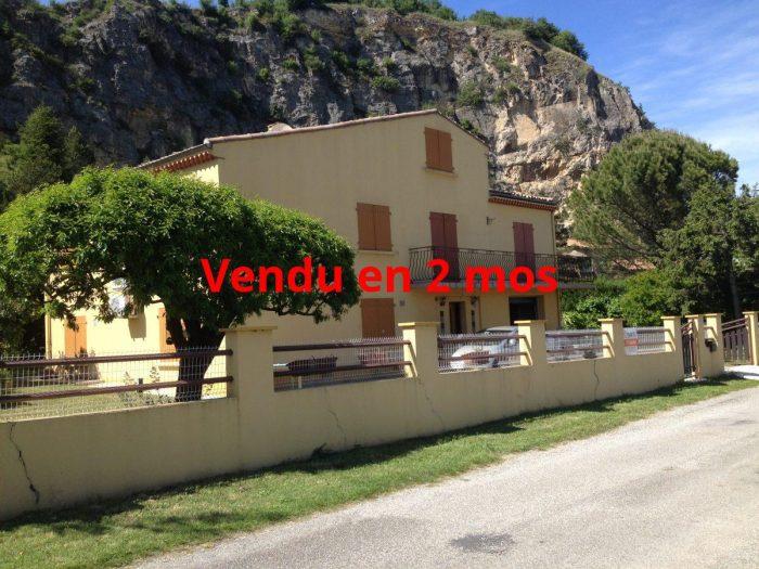VenteMaison/VillaSOYONS07130ArdècheFRANCE