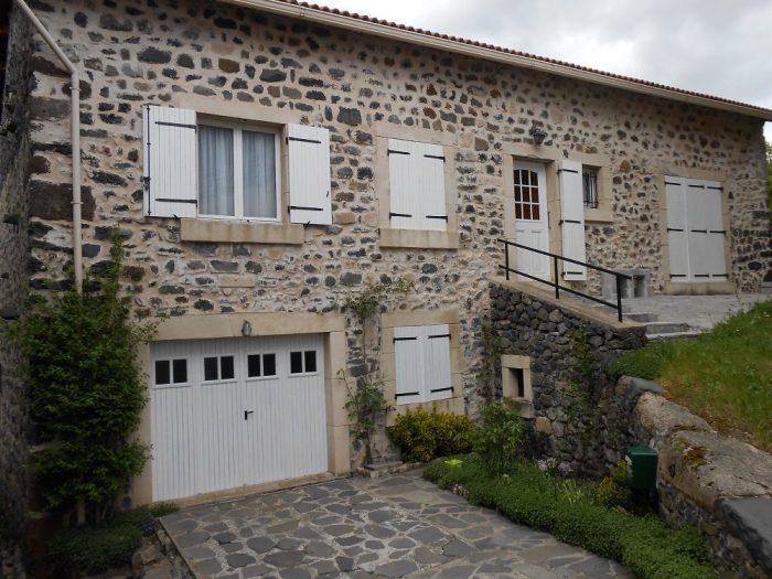 Maison en pierre arsac en velay imio for Vente maison individuelle verquin