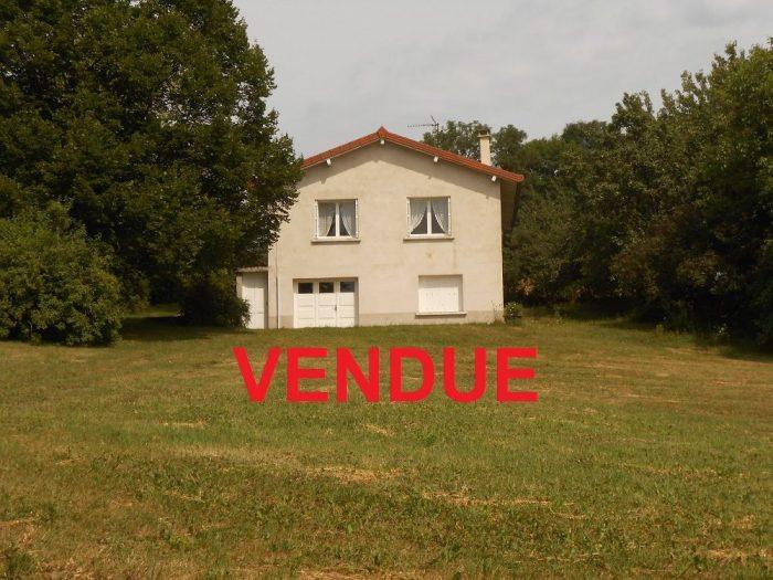 VenteMaison/VillaARSAC-EN-VELAY43700Haute LoireFRANCE