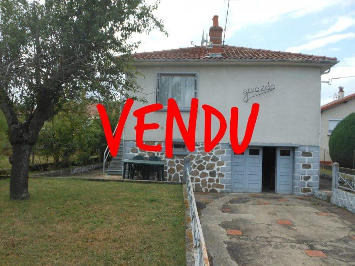 VenteMaison/VillaSAINTE-FLORINE43250Haute LoireFRANCE