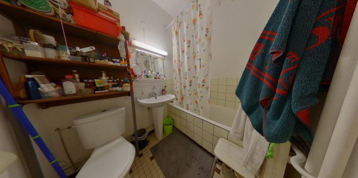 Appartement Strasbourg  27 m² 1 pièces
