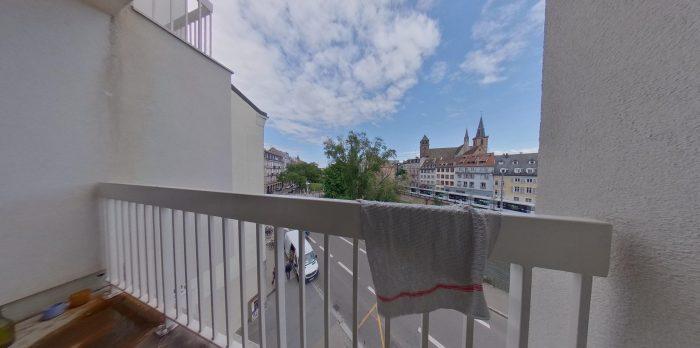 Appartement 27 m² Strasbourg  1 pièces