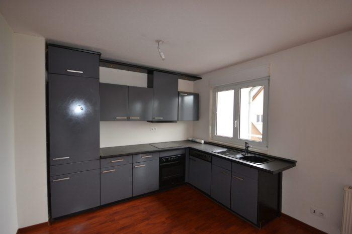 Appartement Holtzheim  54 m² 2 pièces