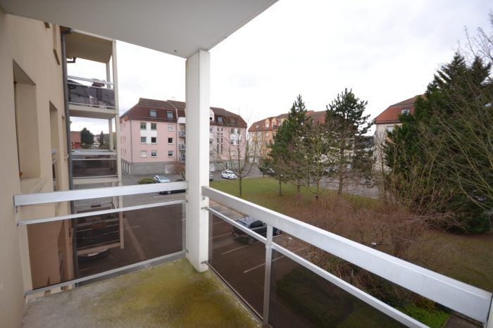 47 m² Oberhausbergen  Appartement 2 pièces