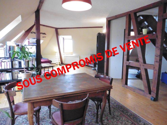 Appartement 80 m² Strasbourg  4 pièces