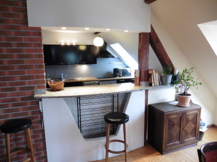 80 m² Appartement  4 pièces Strasbourg