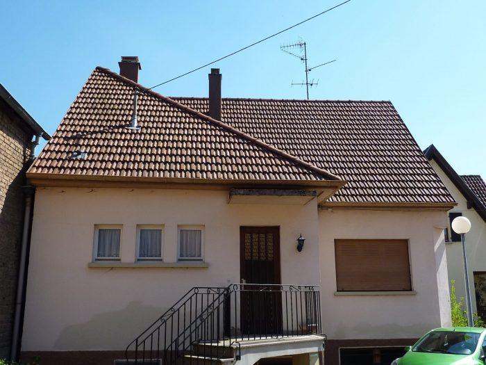 Appartement 105 m² Breuschwickersheim  4 pièces