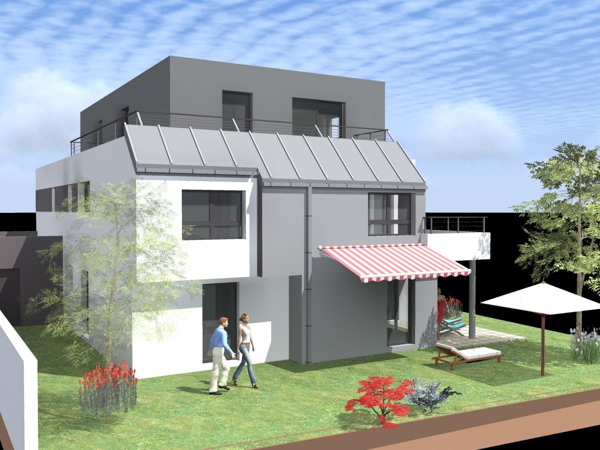 F3 de 77 m2 avec jardin de 139 m2 haguenau immo conseil for Jardin haguenau