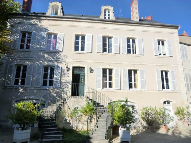 Vente Maison 6 chambres - 10 pièces - 550 m² à Bourges (18000)