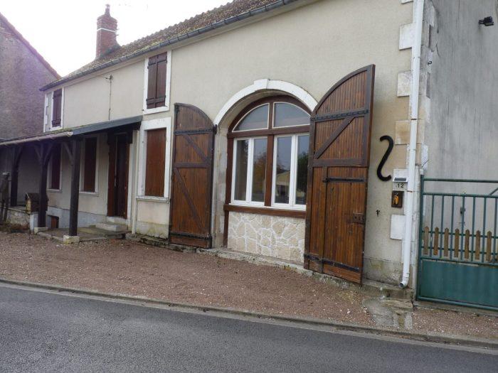 Vente Maison 3 chambres - 6 pièces - 95 m² à Tracy-sur-Loire (58150)