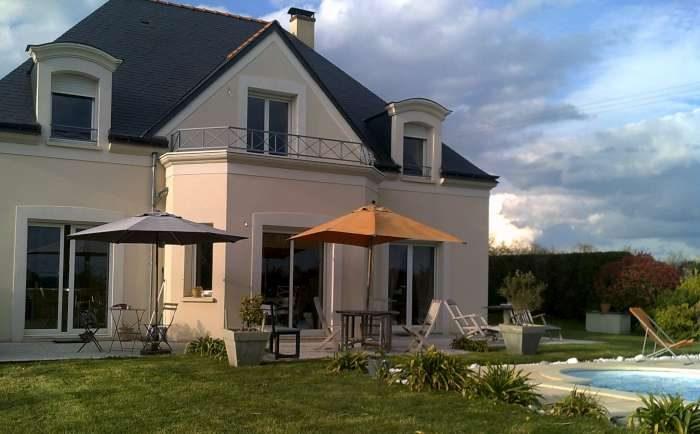 Vente Maison 5 chambres - 8 pièces - 229 m² à Saint-L (49170)