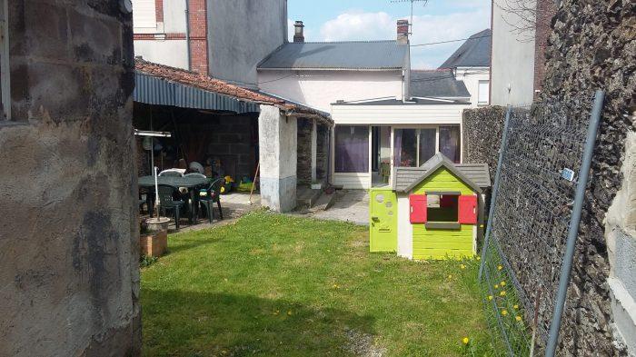 Vente maison la pommeraye 49620 sur le partenaire for Simulation agrandissement maison