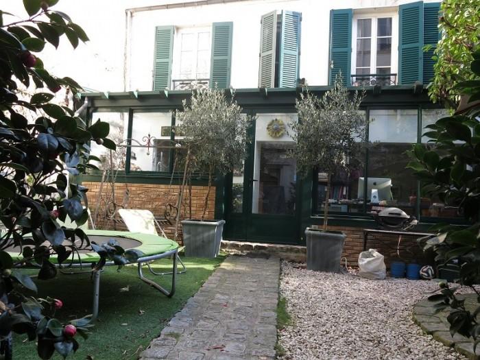 Vente Maison 2 chambres - 3 pièces - 100 m² à Paris (75020)