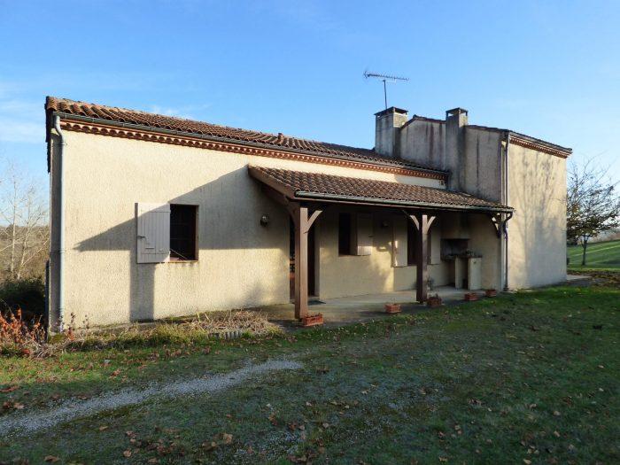 VenteMaison/VillaLAROQUE-TIMBAUT47340Lot et GaronneFRANCE