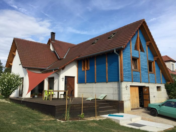 Vente Maison 4 chambres - 6 pièces - 160 m² à Franken (68130)
