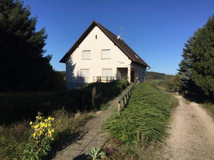 Spacieuse maison de 200m2 sur 30a waldighofen logis d for Vente maison individuelle rombas