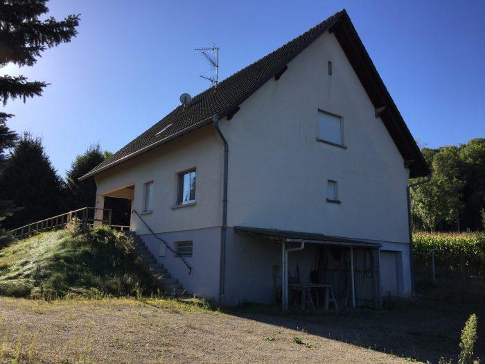Spacieuse maison de 200m2 sur 30a waldighofen logis d for Vente maison individuelle wasquehal