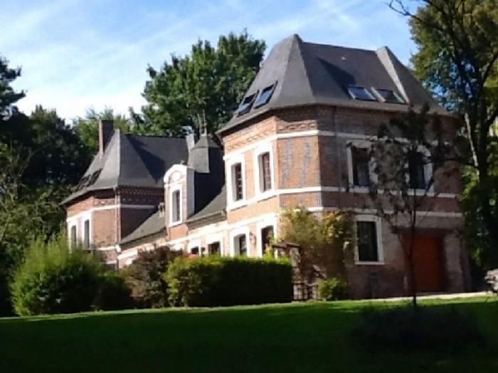 Vente Maison 12 chambres - 19 pièces - 480 m² à grandcourt (76660)