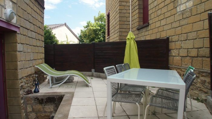 2 pieces terrasse cergy my home immobilier cergy for My home immobilier