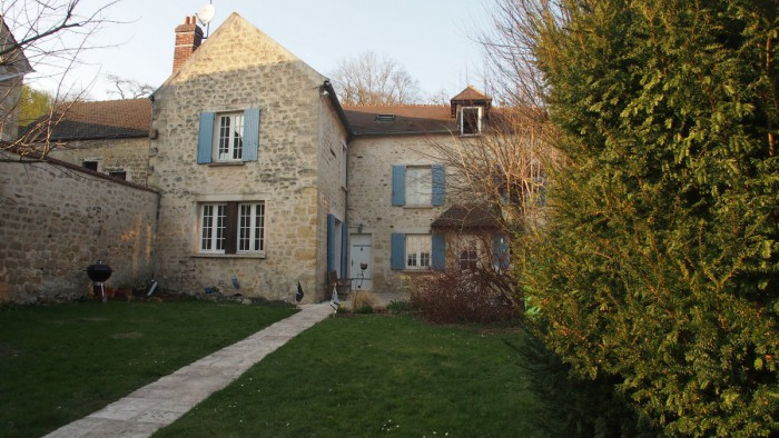 Demeure 1850 4 pcs auvers sur oise my home immobilier for My home immobilier