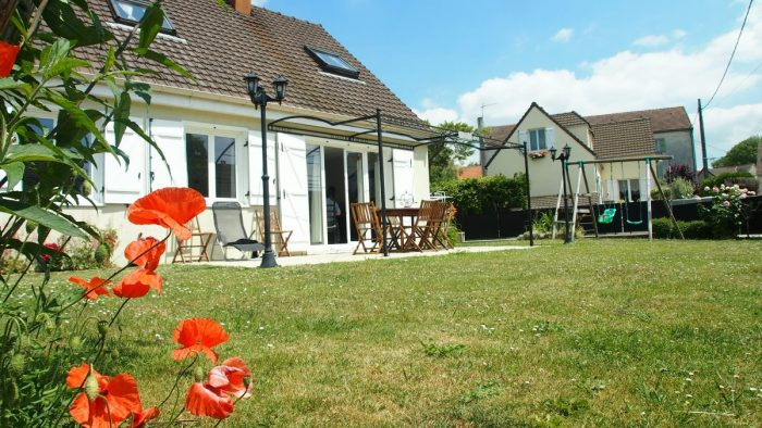 Maison 5 pcs jardin 500m2 pontoise my home immobilier for Jardin 500m2