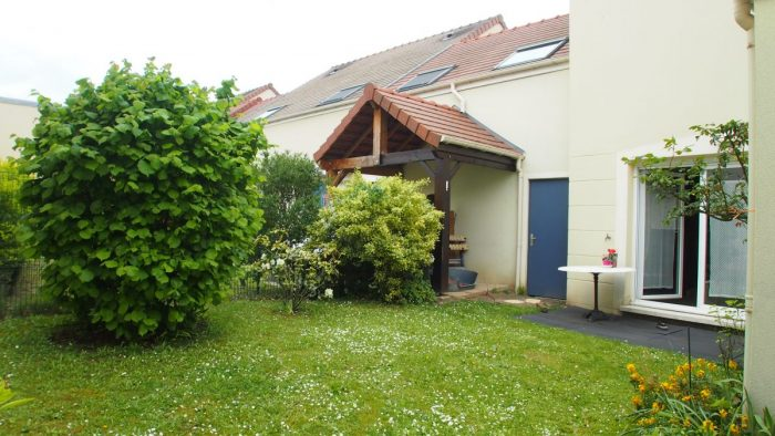 Maison 4p jardin et garage saint ouen l 39 aum ne my home for My home immobilier
