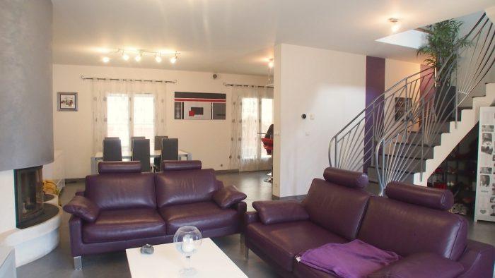 Vente Maison 4 chambres - 10 pièces - 250 m² à Boissy-l'Aillerie (95650)
